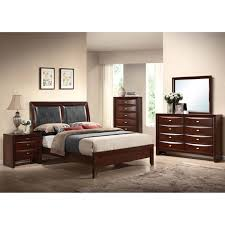 Mirrored Bedroom Furniture Ireland Ireland 4 Pc Set Queen Bed 1ns Dresser Mirror