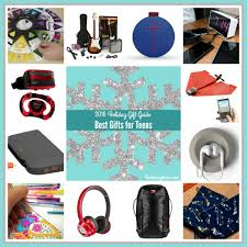 2016 gift guide best gifts for ages 13 tech savvy