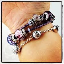 bracelet leather pandora images Pandora leather bracelets review charms addict jpeg