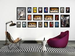 frames for living room 5 panels sunflower field canvas prints