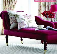 beautiful couches beautiful purple chaise lounge couch for bedroom idea