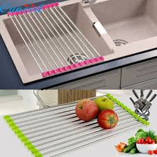 Dish Drying Rack For Sink Online Get Cheap Dish Drainer Racks Aliexpress Com Alibaba Group