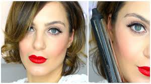 whats the best curling wands for short hair old school curls for short hair ghd curve classic curl tong