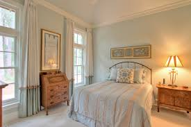 Sherwin Williams Sea Salt Bathroom Sherwin Williams Sea Salt Bedroom Traditional With Curtain Panels