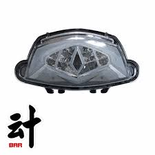 For Suzuki Gsx S1000 Integrated Tail Light For Rear Brake L Cm