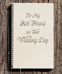 wedding gift journal spectacular best friend wedding gift b95 on images collection m95