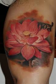 lotus tattoo design by laura juan design of tattoosdesign of tattoos