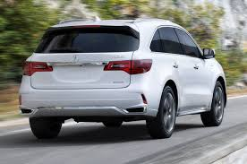 Acura Rlx Hybrid Release Date 2017 Acura Mdx Debuts New Nose Sport Hybrid Model For New York