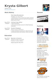 Sample Resume For Front Desk Receptionist by Rezeption Rezeption Cv Beispiel Visualcv Lebenslauf Muster Datenbank