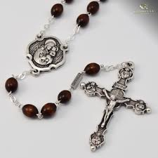 rosary shop st joseph rosary quality rosaries for men ghirelli ghirelli