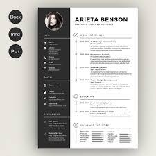 unique resume templates free designer resume templates 16 free template muhamad reza designer