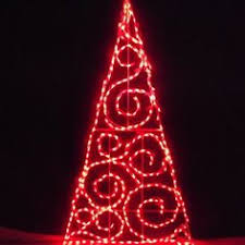 Led Rope Light Christmas Decorations by Rope Light Christmas Signs How I Did My