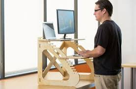 Desk Extender For Standing 5 Products That Convert Your Sitting Desk Into A Standing One Cnet