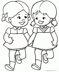 toddler coloring pages print 96731