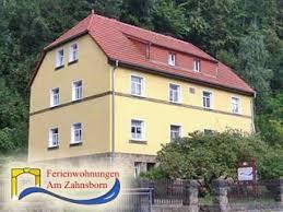 Pension Bad Schandau Ferienwohnungen Am Zahnsborn Bad Schandau Bad Schandau