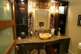 Framing Existing Bathroom Mirrors Bathroom Glass Tile Bathroom Mirror Frame Cherry Bathroom Vanity