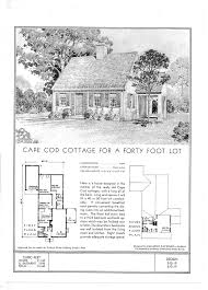 cape cod house floor plans file standard floor plans for a cape cod cottage ca 1940 jpg