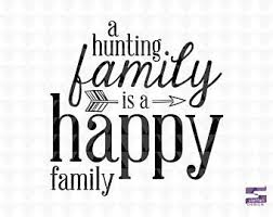 Hunting Home Decor Hunting Family Etsy