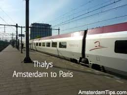 Thalys Comfort 1 How To Travel Amsterdam To Paris By Train Air And Coach