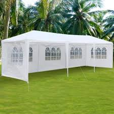 gazebo heavy duty 10 x30 partie de mariage patio tente auvent ext礬rieur heavy duty
