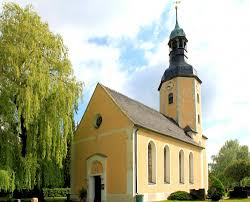 Bad Lausik Lauterbach Bad Lausick Ev Maria Magdalenen Kirche Bei Leipzig