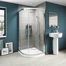 Corner Shower Stalls For Small Bathrooms by Best 25 Quadrant Shower Enclosures Ideas On Pinterest Corner