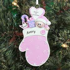 christmas ornaments baby personalized baby s christmas ornaments baby ornaments