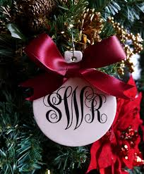 personalized christmas ornaments wedding personalized christmas ornament wedding gift just married