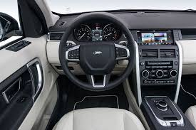range rover interior 2017 2017 land rover discovery sport updated with connectivity new