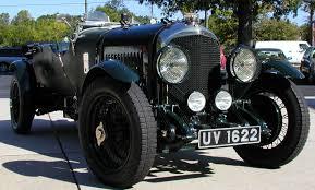 vintage bentley the 1929 bentley 4 5 litre 4 seater tourer great falls exxon