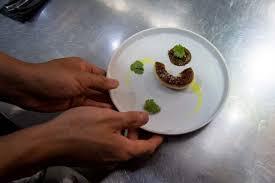 cuisine haute dining in shanghai chef s twist on haute cuisine