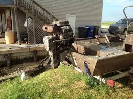 Backyard Buddy For Sale Surface Drive Mud Buddy 35 H P Mercury Tilt Trim Louisiana