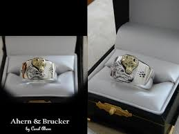 wolf wedding rings wolf design wedding bands with with regard to