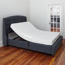 split queen adjustable bed wayfair ca