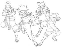 naruto sasuke coloring pages uchiha sasuke coloring pages