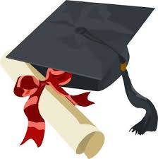 graduation cap and gown graduation cap and gown clipart
