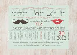 unique save the date cards unique wedding invitations inspiration from gallery unique