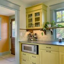 Light Wood Kitchen Cabinets by Wall Trim Molding Wooden Solid Back Bar Stools Krista Watterworth