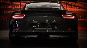 porsche 911 gt3 rs gets carbon sport package by aftermarket
