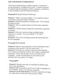 Cover Letter Outlines Outline Essay Example Resume Cv Cover Letter
