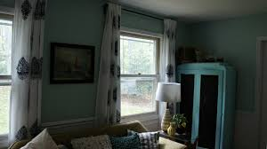 how to make dark rooms look brighter with paint semigloss design