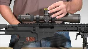 mounting scope rings images How to mount a precision riflescope jpg