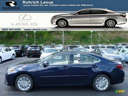 lexus blue color 2013 deep sea blue mica lexus es 350 80838022 gtcarlot com