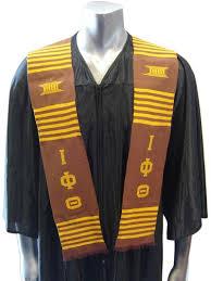 kente graduation stoles phi theta kente graduation stole