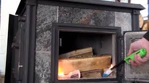 Best Soapstone Wood Stove How To Starting A Fire In A Soapstone Woodstove Youtube