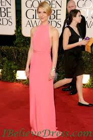 Red Carpet Gowns Sale by Chiffon Elegant Amanda Seyfried One Shoulder Golden Globe Gown For