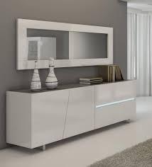 Wohnzimmer Bild Modern 100 Modern Sideboard White Lacquer Wood With Glass Sides