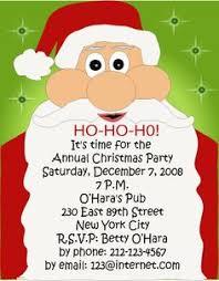 christmas party invitation template christmas party invitation templates free lilbibby