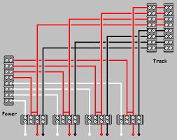 ho slot car racing slot car track power wiring