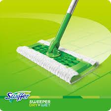 Floor Mops At Walmart by Swiffer Sweeper Dry Wet Starter Kit Walmart Com